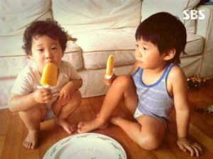 lee sun kyun's sons