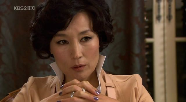 Lee Hye-young acting