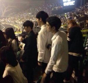 Kyungsoo's brother