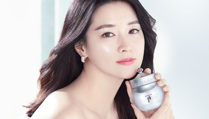Lee Young-ae secret beauty