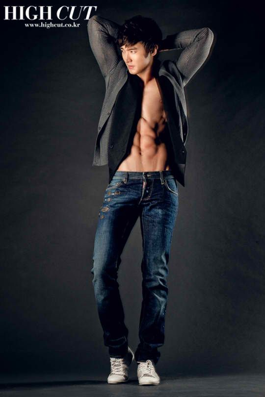 siwon for magazine