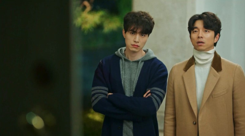 Behind The Scenes of Korean Drama 'Goblin', See How Close