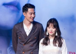Jo In-sung and Song Hye-kyo