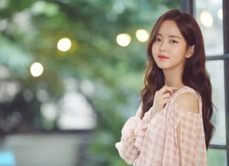 Kim So-hyun ideal type and dating rumor