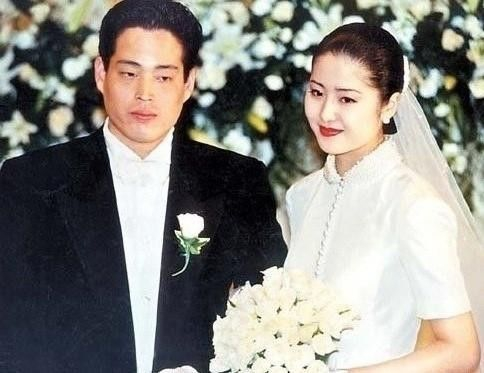 go hyunjung & husband