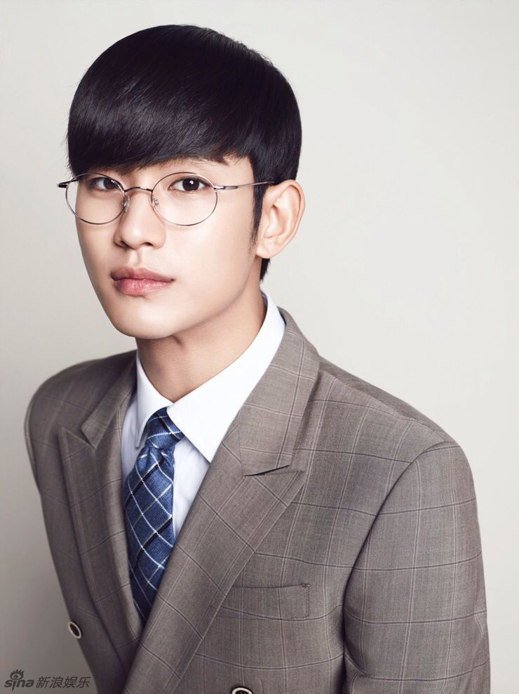 Here Are 20 Pictures Of Kim Soo Hyun S Hairstyle And A
