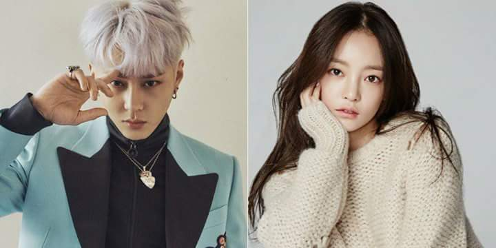 B2st Junhyung dating Hara