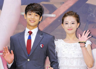 SHINee's Min-ho and Kim Ji-won