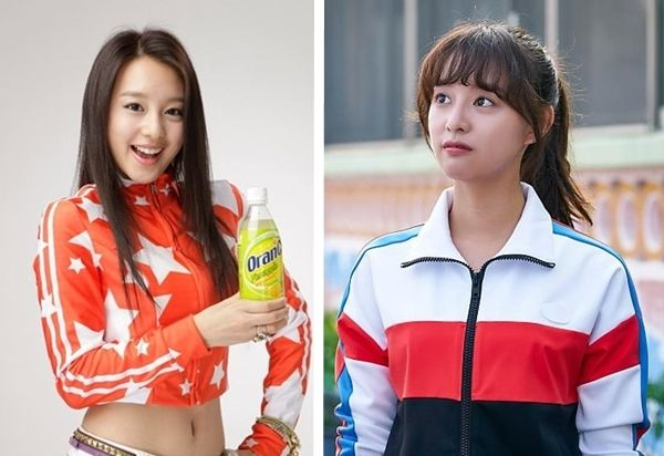 Did Kim Ji Won Undergo Plastic Surgery Let S Compare