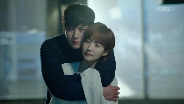ji chang wook and park min young