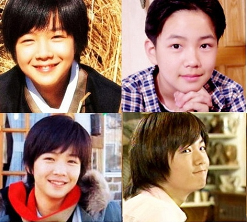 jang geun suk childhood photos