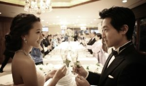Kim Hee Sun Wedding