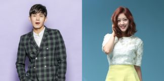 On Joo-wan and Jo Bo-ah
