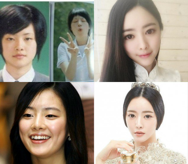 Hong Soo-ah through time