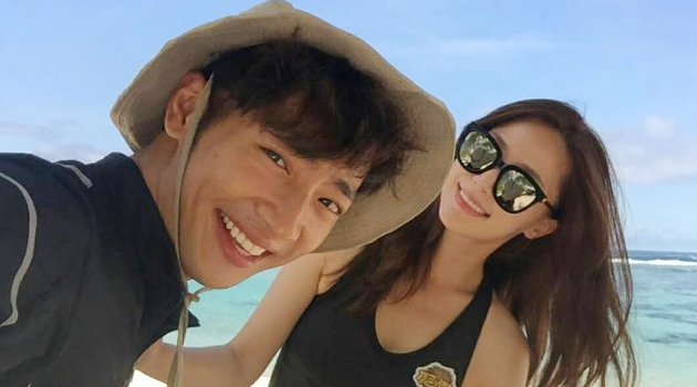 Lee Sang-yeob and Gong Hyun-joo in relationship