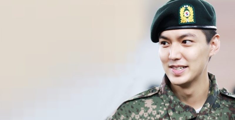 19b7c623 All About Lee Min-ho's Military Service with the Discharge Date ...