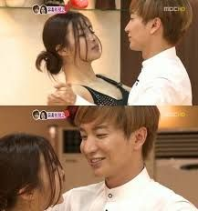 Leeteuk and Kang So-ra Learns Tango Dance