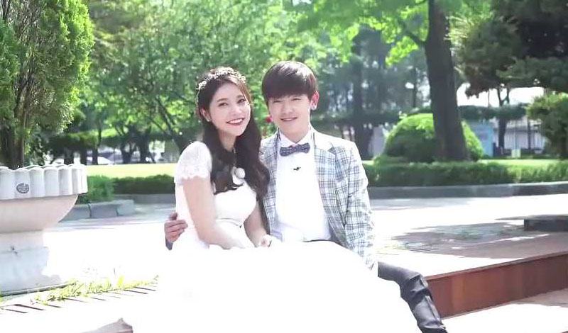 Eric Nam and Mamamoo's Solar