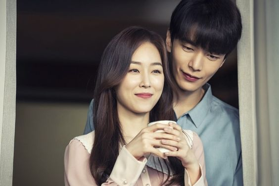 seo hyun jin and lee min ki