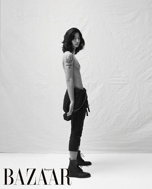 song jae rim - bazaar
