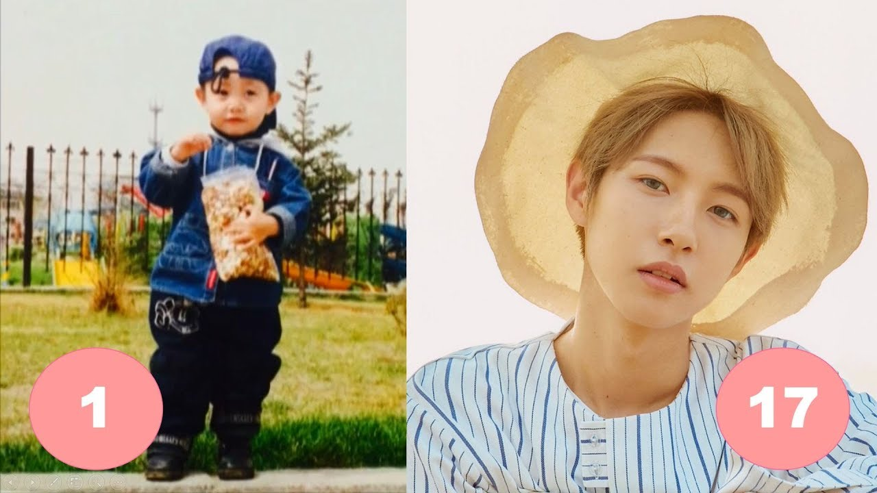 NCT Dream's Renjun