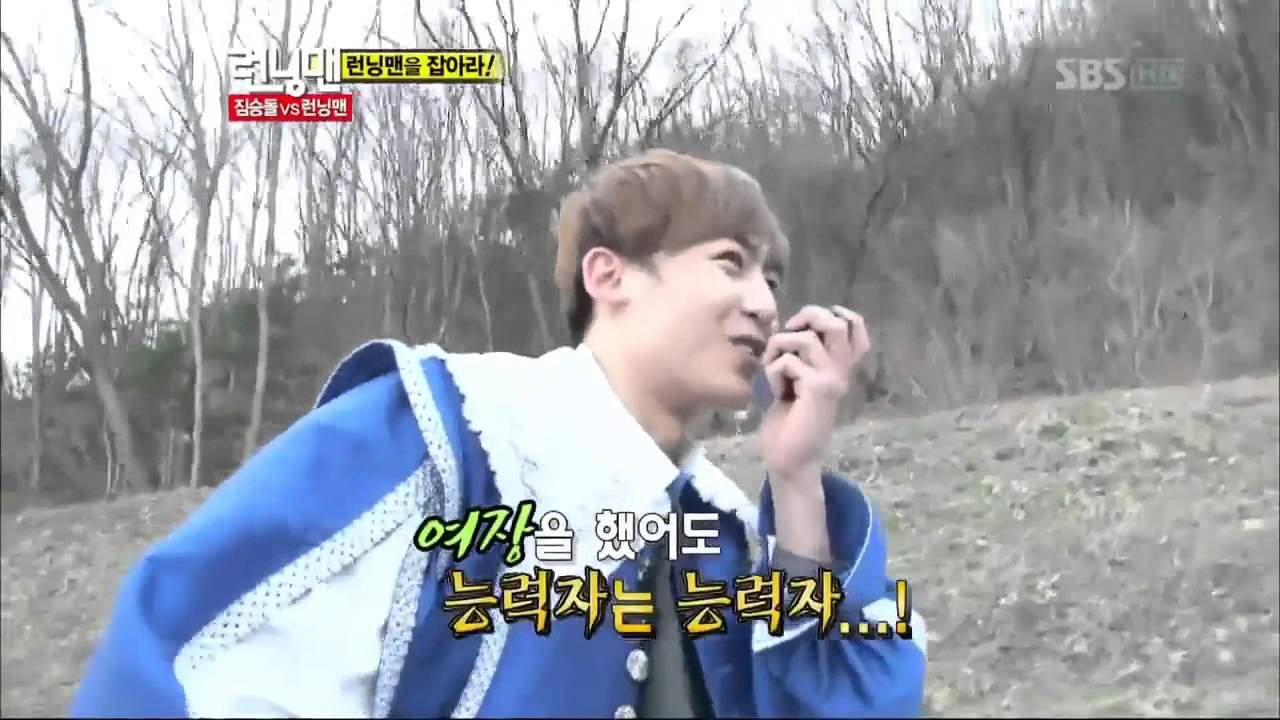 See Some Interesting Moments of 2PM's Nichkhun on 'Running Man