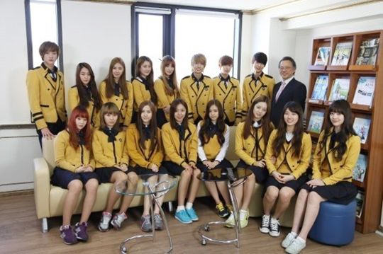 Let's Take a Look at SOPA Seoul, the School of Many Korean