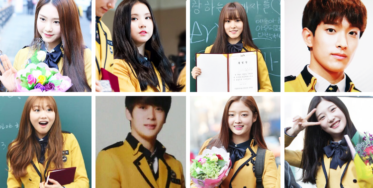 Let S Take A Look At Sopa Seoul The School Of Many Korean Idols Channel K