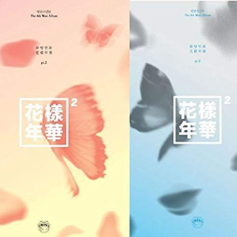 bts hyyh butterfly