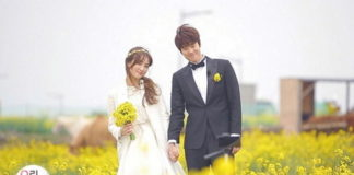 Gong Myung and Jung Hye-sung