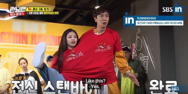 Let's Check Out Blackpink's Funny Moments on 'Running Man