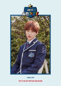 Golden Child's Jangjun