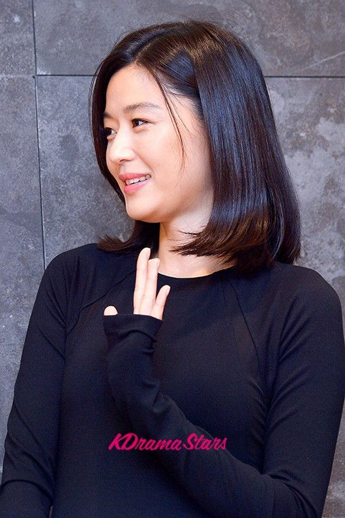 Jun Ji Hyun Chooses New Hairstyle Her Cut And Color