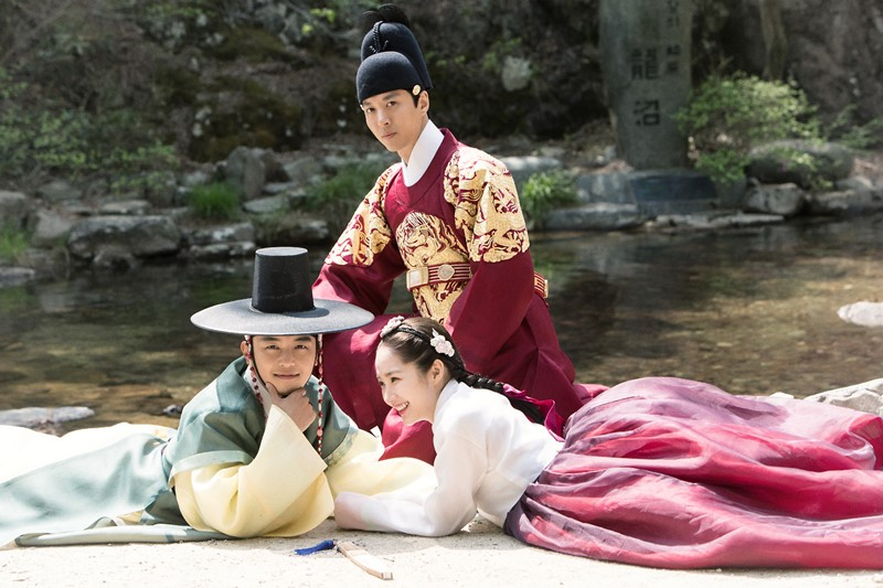 K-Drama Review: 'Queen for Seven Days' a Historical
