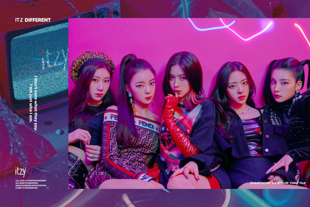 JYP Entertainment's Latest Girl Group, Itzy: Profile, Age