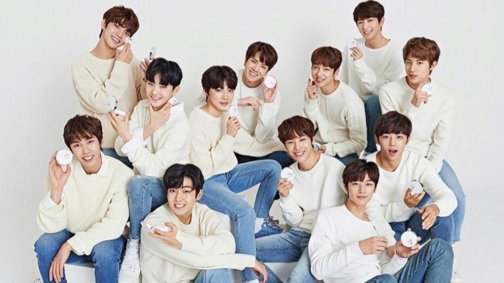 The Boyz Profile Facts Discography Etc Channel K
