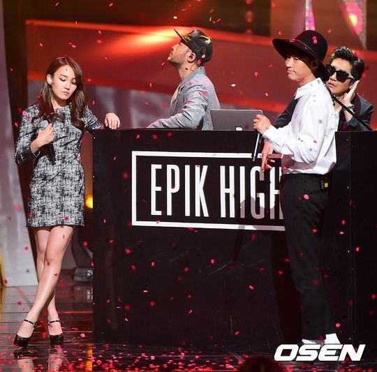 Epik High collaboration