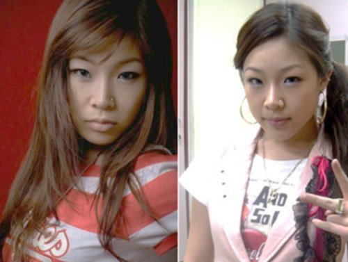 Jessi before debut