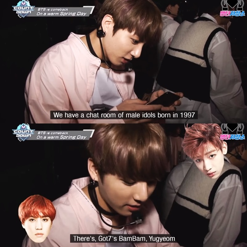 Meet BTS' Jungkook's Peers, The 97 Line Boy Squad! | Channel-K