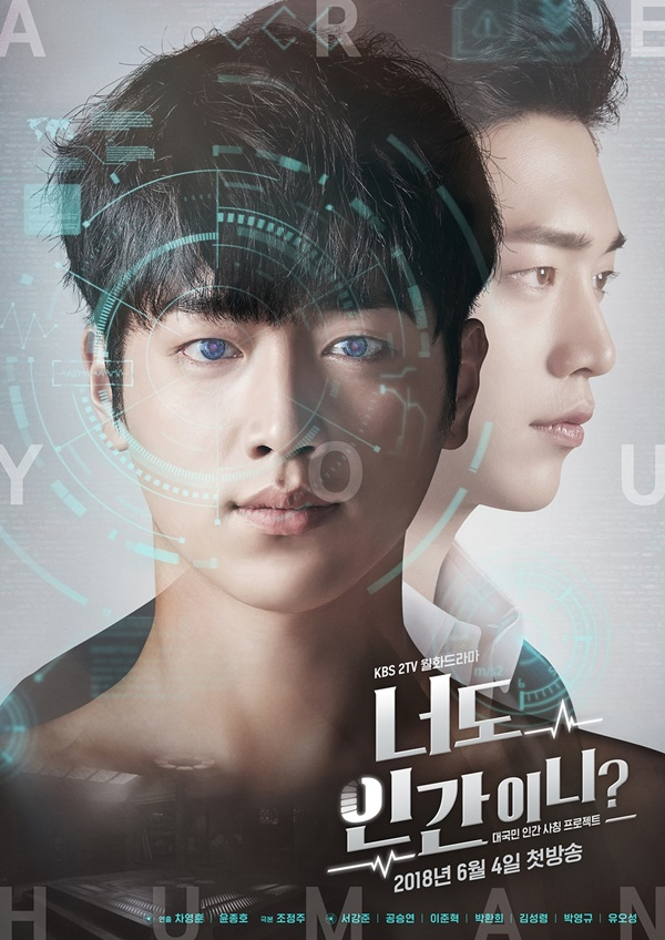 Are You Human Too? Poster