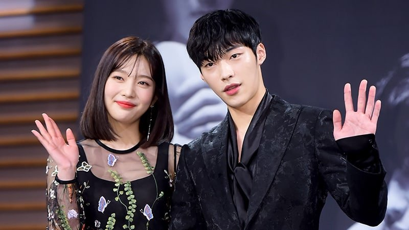 Woo Do-hwan & Red Velvet's Joy