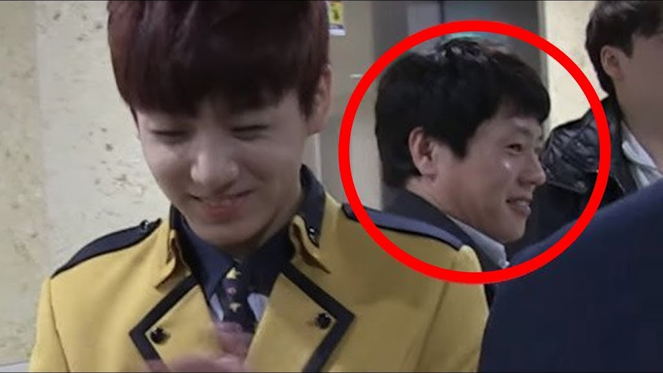 jungkook bts brother father