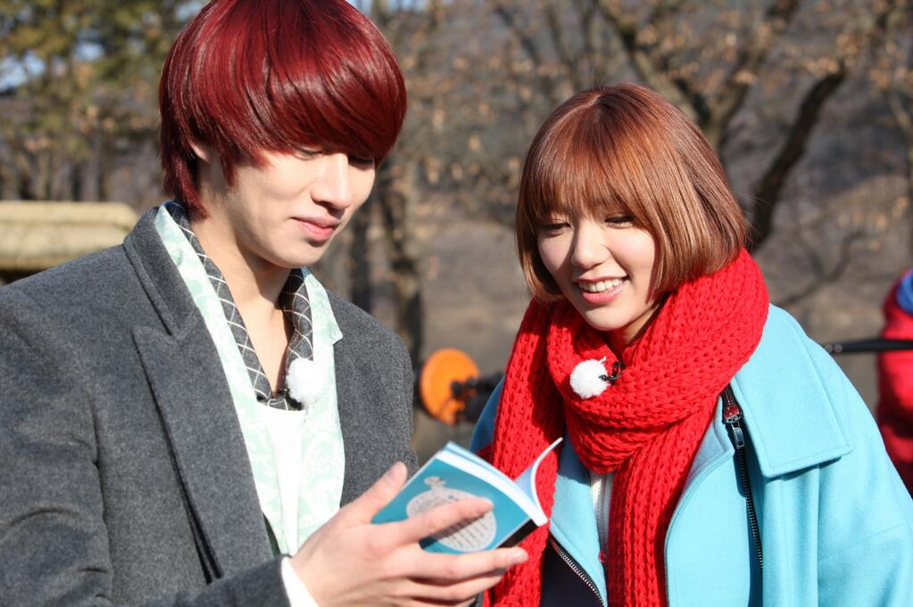 Kim Heechul Got Married to Puff Guo on MBC's 'We Got Married'