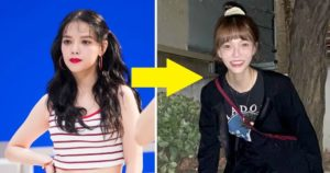 Take A Look At Aoa S Jimin S Drastic Weight Loss That Drew