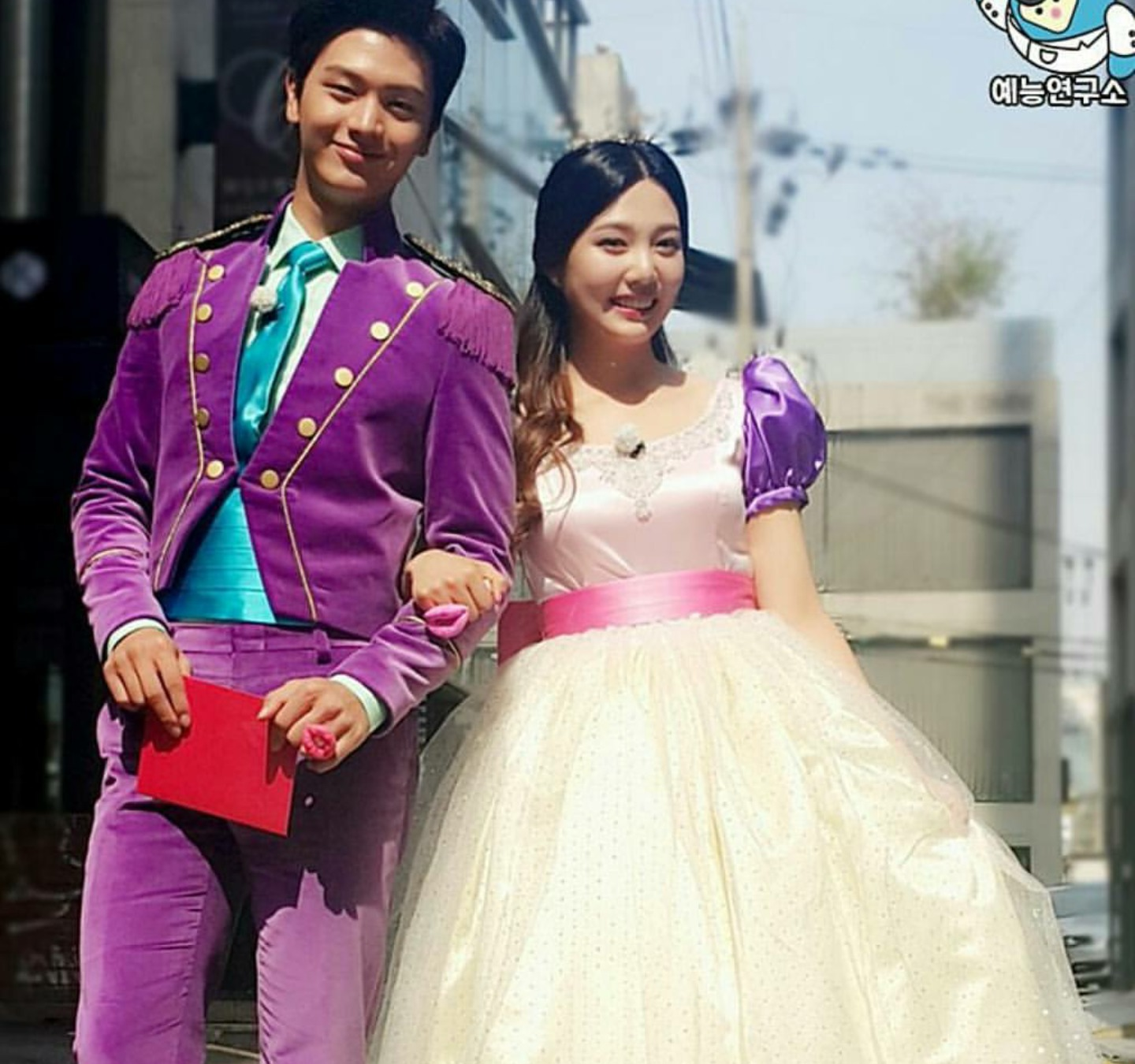Are Btob S Sungjae And Red Velvet S Joy Actually Dating After Their Virtual Marriage Ended Channel K