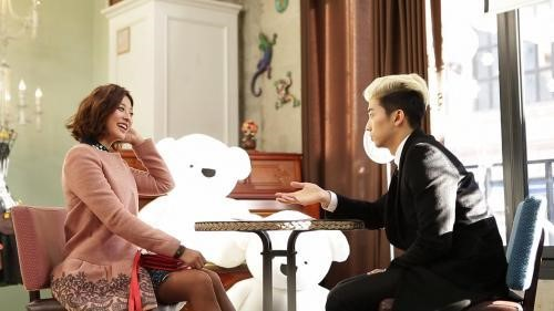 WGM Wooyoung Park Seyoung First Meeting