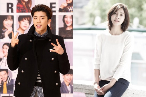 We Got Married Park Seyoung Wooyoung