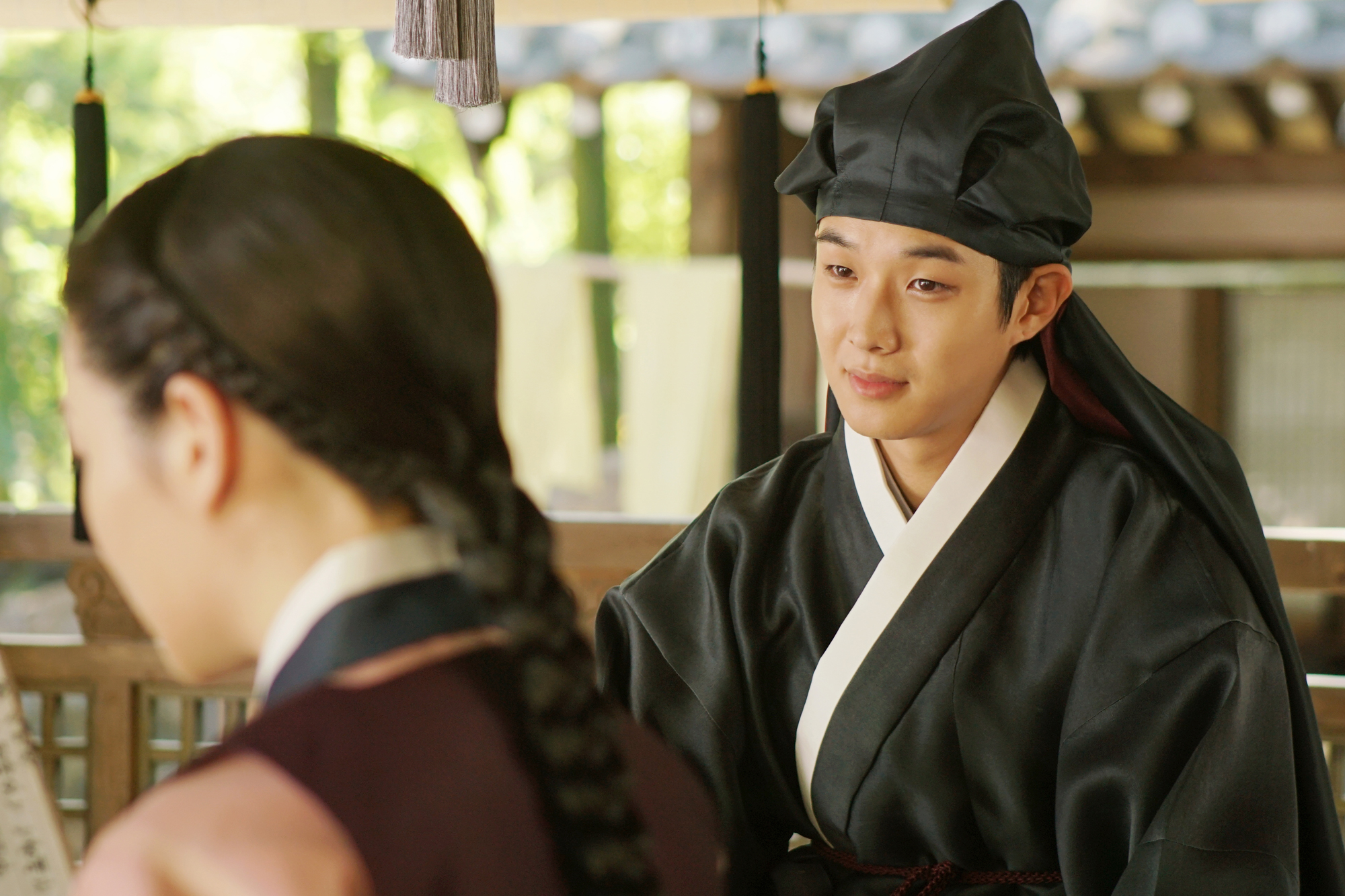 Choi Woo-shik The Princess and The Matchmaker