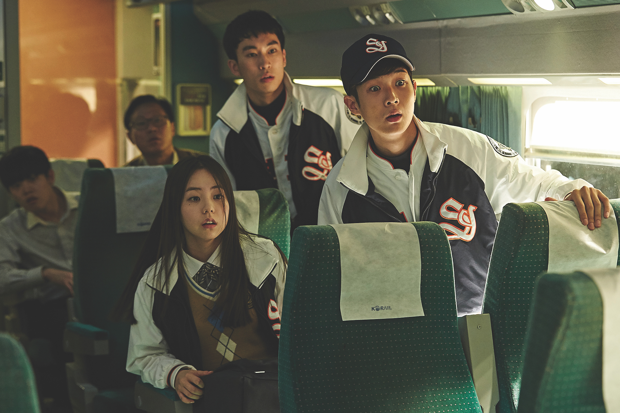 Choi Woo-shik Train to Busan