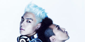 G-Dragon & TOP BIGBANG